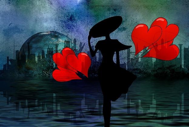प्रेम के रंग हज़ार -डूबे सो हो  पार