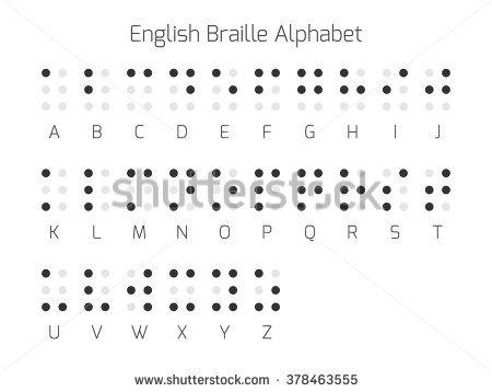 ब्रेल लिपि