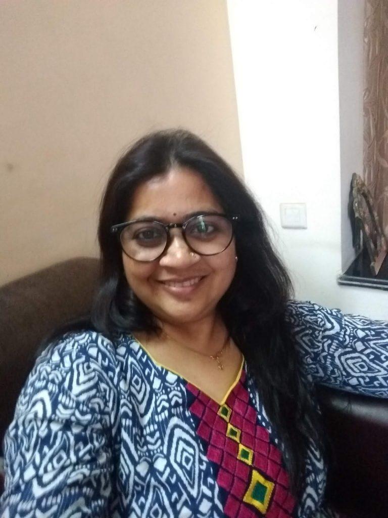 शिवानी जैन शर्मा -लेखिका
