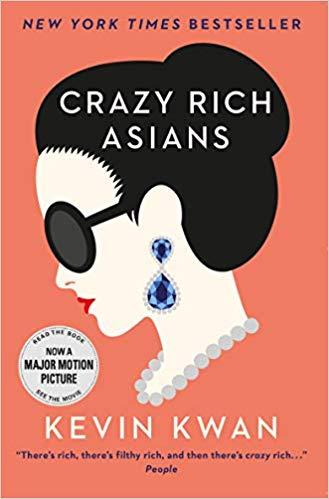 crazy rich Asians -पुस्तक समीक्षा