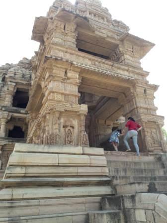 सास बहु का मंदिर -ग्वालियर