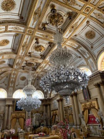 जय -विलास महल -विश्व प्रसिद्ध शैंडेलियर