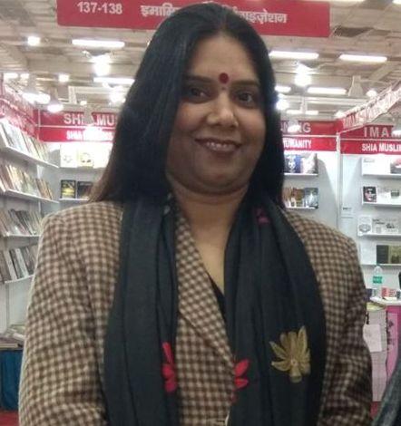 लेखिका सपना सिंह