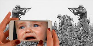 6 साल के बच्चे का अपने सैनिक पिता को फोन.....